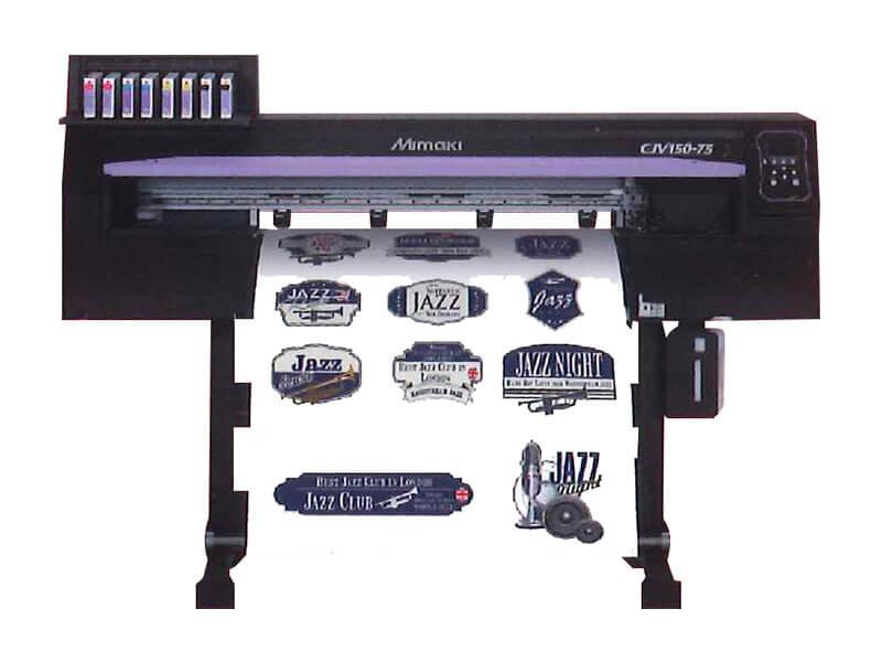 インクジェット印刷機