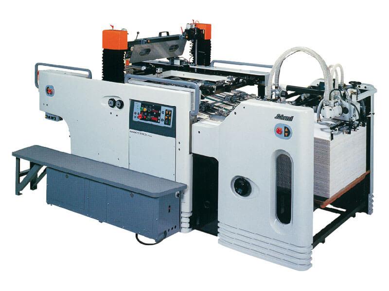 シルク全自動シリンダー印刷機